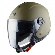 Astone Casco Moto Jet Minijet S Army