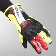 Five Handschuhe Five RFX4 Replica Schwarz-Gelb