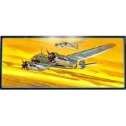 AMT Frog 1:72 Junkers Ju-88 A-4 German Bomber Plastic Model Kit #A626
