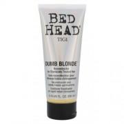Tigi Bed Head Dumb Blonde 200 ml kondicionér pro poškozené vlasy pro ženy