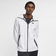 Sweatà capuche entièrement zippé Nike Sportswear Tech pour Homme - Blanc