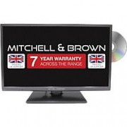 MITCHELL & BROWN TV JB-241811FDVD 59.9 cm (24)