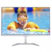 """Монитор 23.6"""" (59.94 cm) Philips E Line 246E7QDSW, PLS панел, Full HD, 5ms, 20 000 000:1, 250 cd/m², HDMI, DVI"""
