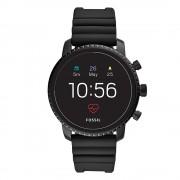 Smartwatch Fossil Q Explorist Gen 4 Black (curea silicon)