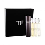 TOM FORD Oud Wood confezione regalo eau de parfum 10 ml + eau de parfum Tobacco Oud 10 ml + eau de parfum Oud Fleur 10 ml unisex