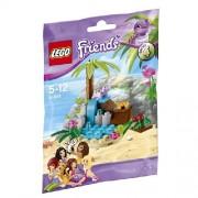 LEGO Friends Exclusive - Turtle's Little Paradise (41041), Multi Color