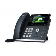 Yealink SIP-T46S, IP Phone, PoE in, tamno siva, 12mj
