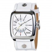 EOS New York Zephyrized Watch Real White 228SWHT