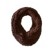 San Diego Hat Company BSS1681 Chunky Yarn Crochet Knit Scarf Brown