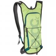 Evoc CC 3L Backpack and 2L Bladder - Green