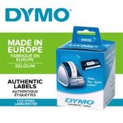 Etichete termice DYMO LabelWriter casete video permanente hartie alba 2 role cutie 150 etichete rola 99016 S0722450