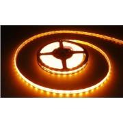 LED szalag 5050-60-IP65 sárga led-szalag 5m-es tekercsben