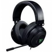 Слушалки razer kraken 7.1 v2 oval - digital gaming headset, drivers: 50 mm, with neodymium magnets, 7.1 virtual surround sound engine, chroma lighting