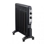 Радиатор Singer Mica Compact SRMH-25, 2 степени на температура, 2500W, черен