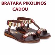 Sandale Dama Pikolinos W5K-MA0897 Olmo/Red