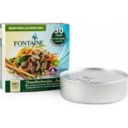 Salata de ton and rdquo Asia and rdquo cu legume bio si ulei de floarea soarelui presat la rece 200g Fontaine