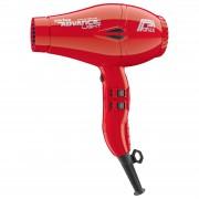 Parlux Advance Light asciugacapelli agli ioni con rivestimento in ceramica - rosso