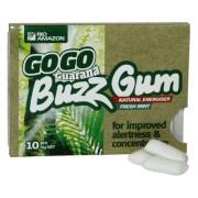 GoGo Guarana Buzz Gum Suikervrij - 10 stuks RIO
