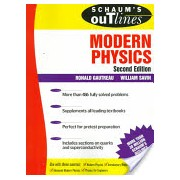 Schaum's Outline of Modern Physics (Gautreau Ronald)(Paperback) (9780070248304)