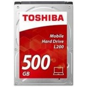 Toshiba L200 Mobile HDD 500GB