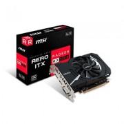 TARJETA GRÁFICA MSI RX550 AERO ITX 4G OC GDDR5