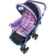 U Smile Reversable Baby Stroller (US6502Pink)