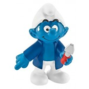Schleich North America Caretaker Smurf Toy Figure