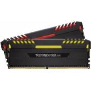Memorie Corsair Vengeance RGB LED 64GB 2x32GB DDR4 3800MHz CL19