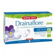 Super Diet Drainaflore Detox Bio Detoksykacja 20 x 15 ml