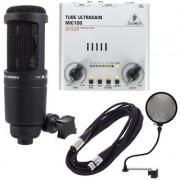 Technica Audio-Technica AT2020 Bundle