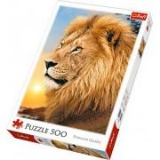 Puzzle clasic - Leul 500 piese