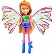 WINX LUTKA MINI MAGIC SIRENIX FLORA