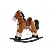Konjić na ljuljanje svijetlo smeđi