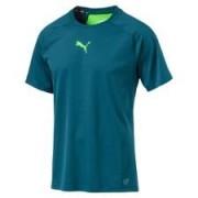 PUMA Trainingsshirt ftblTRG Pwrcool Frenzy Pack - Blauw/Groen