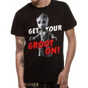 Guardians of the Galaxy 2 - Get Your Groot On T-Shirt