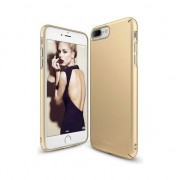 Husa telefon rearth Ringke Slim Case Apple iPhone 7/8 Plus Royal Gold