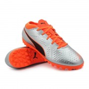 Puma junior one 4 syn tt shocking orange uprising pack - Scarpe da c