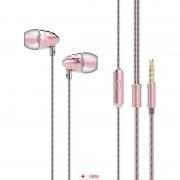 Casti Audio In Ear UIISII US90 Roz + Stativ Universal Telefon