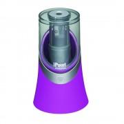 Ascutitoare electrica profesionala Westcott iPoint Evolution roz