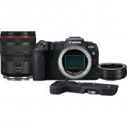 Canon EOS RP + EF-EOS R Adapter + RF 24-105mm f/4L + Grip EG-E1