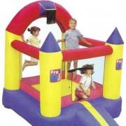 Loc de joaca gonflabil cu castel