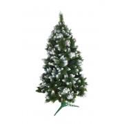 Stromček vianočný borovica zasnežená 1,8 m WW