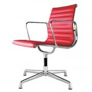Charles Eames vergaderstoel EA108 rood