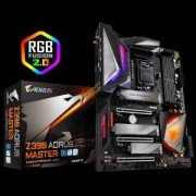 MB GIGABYTE Z390 AORUS MASTER, 4xDDR4 2666, PCI-E 3.0 x16, HDMI, USB-C