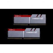 Memorie ram g.skill Cu Trident, DDR4, 16GB, 4133MHz, CL19 (F4-4133C19D-16GTZA)