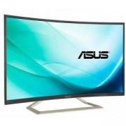 Монитор ASUS VA326N-W 31.5 инча Curved Gaming VA, FHD 1920x1080, ASUS-MON-VA326N-W