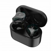 SABBAT X12 Pro TWS True Wireless Bluetooth 5.0 Headset Earphone with Charging Box - Green