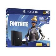 Sony Interactive Entertainment PS4 Pro 1 TB + Voucher Fortnite