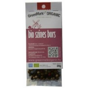Greenmark bio fűszer színes bors, 20 g