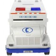 SHRIBOSSJI All New Safe Bank Truck / Piggy Bank / Security Vehicle / Password Money